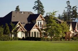 Custom Golf Course Homes