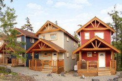 Reef Point Vacation Homes Vancouver Island