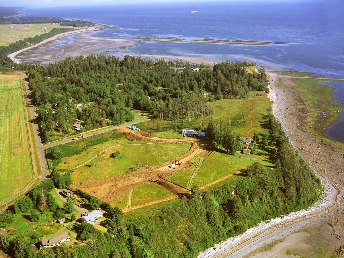 Claddagh Estates oceanfront lots for sale Vancouver Island