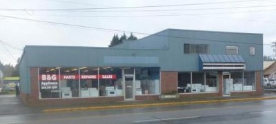 Commercial property for sale with Bruce Carruthers in Campbell River