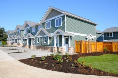 Diamond Park Courtenay townhomes
