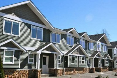 Diamond Park Townhomes Courtenay