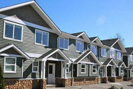 New townhomes Vancouver island