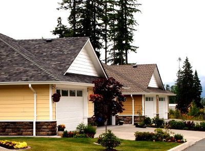 Retirement living patio homes vancouver island