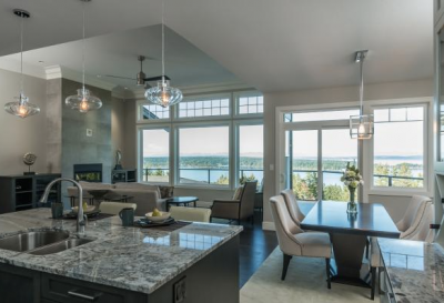Ocean view Homes at The Gales