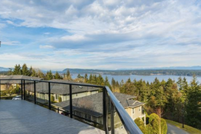 Ocean view homes vancouver island