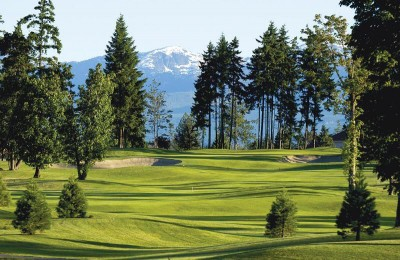 Crown Isle Resort & Golf Course in Courtenay