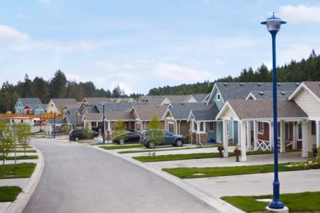 Vancouver Island Real Estate new homes