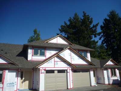 New Townhomes in Courtenay