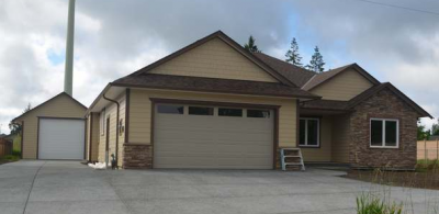 New Courtenay rancher bunglaow for sale