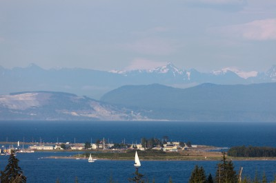 vancouver Island Oceanview lots for sale in Courtenay