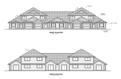 Piercy Avnue townhomes Courtenay