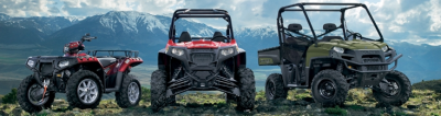 Polaris ATV Sales and Service Vancouver Island