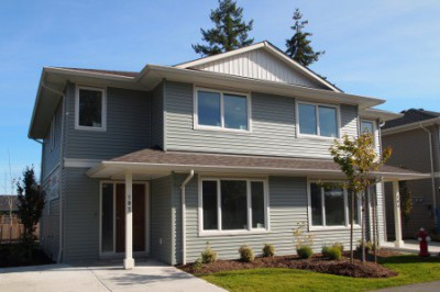 Courtenay duplex homes